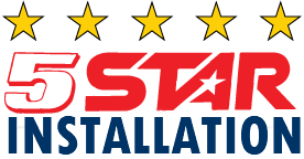 5 star air conditioning INSTALLATION company miami doral fl